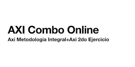 AXI Combo Integral + 2do Ejercicio entradas