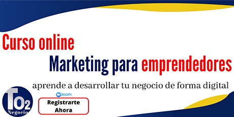 Marketing para emprendedores entradas