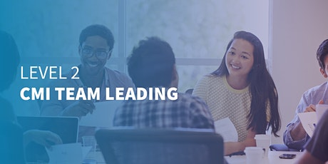 Level 2 CMI Team Leading | West Midlands | Online Training tickets