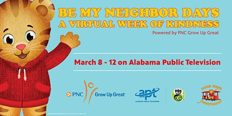 Be My Neighbor Days: A Virtual Week of Kindness tickets