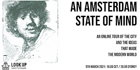 An Amsterdam State of Mind tickets