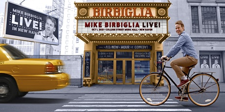 Mike Birbiglia Live! tickets