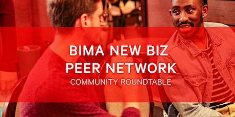BIMA  New Biz Roundtable | A New Digital Future For Biz Dev tickets
