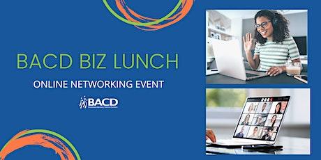 Virtual BACD Biz Lunch Tickets
