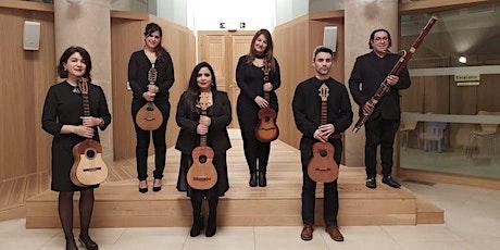 El Cuatro Venezolano en la Música Antigua entradas