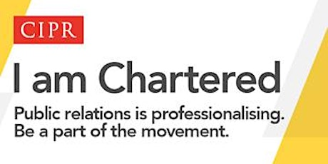 Get Chartered: How and Why to Become a Chartered PR Practitioner tickets
