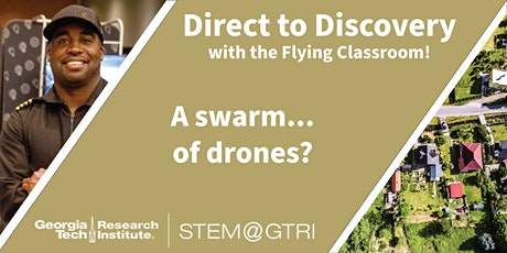 Direct to Discovery - A swarm... of drones? boletos