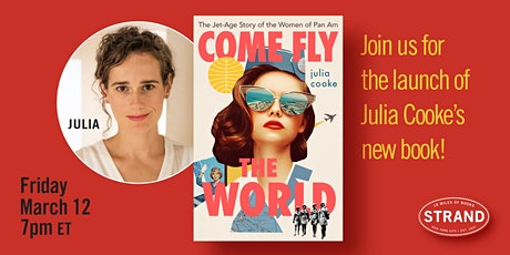 Julia Cooke + Catherine Grace Katz: Come Fly the World tickets