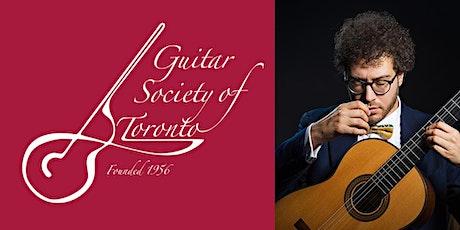 ANDREA DE VITIS (Italy), Classical Guitar tickets