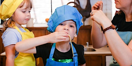 Virtual Workshop:  Kids in the Kitchen Workshop: Spaghetti and Meatballs tickets