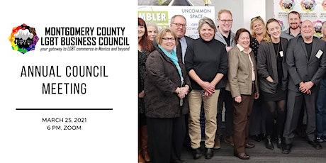 Annual Council Meeting | Montgomery County LGBT Business Council tickets
