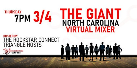 The Giant North Carolina Virtual Mixer tickets