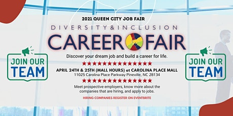 2021 Queen City Job Fair tickets