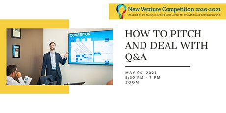 2021 New Venture Competition Workshop #10 tickets