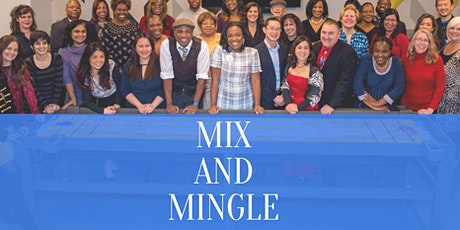 April Mix and Mingle tickets