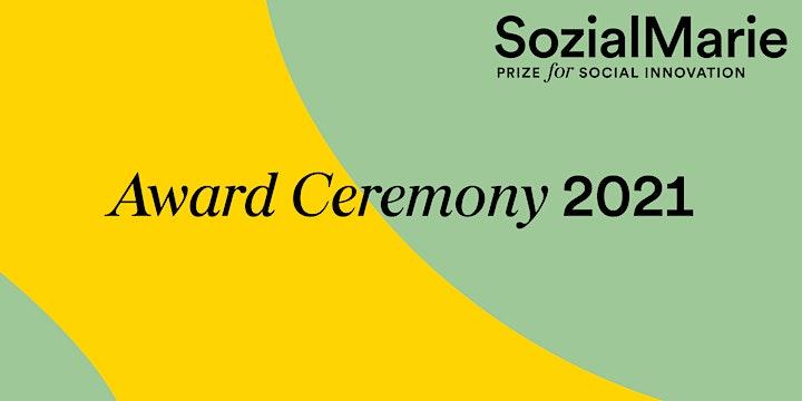 SozialMarie - Social Innovation Award Ceremony 2021 image