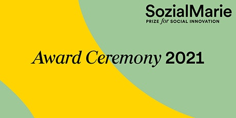 SozialMarie - Social Innovation Award Ceremony 2021 Tickets