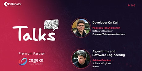 Talks #145 Let's talk about 'Developer On Call' & 'Algorithms and Software' tickets