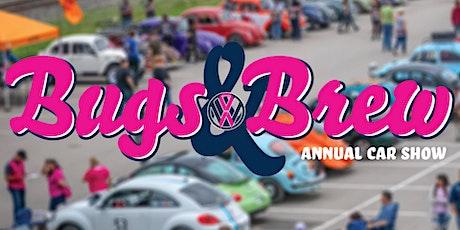 VW Bugs & Brew Annual Car Show tickets
