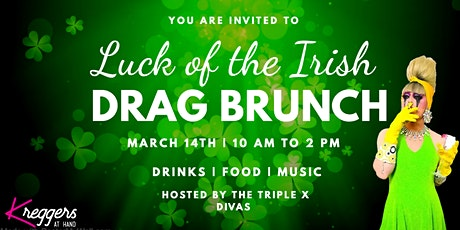 St Patty's Day Drag Brunch ! tickets