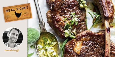 MealticketSF presents your Private Live Cooking Class  - Grilled Lamb Chops tickets