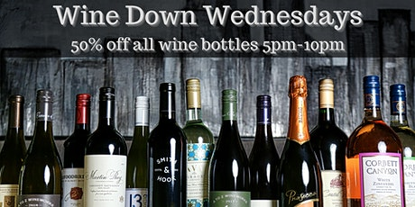 Wine Down Wednesday & Live Music tickets