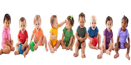 Understanding the Importance of Developmental Monitoring & Screening tickets