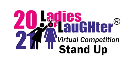 2021 Ladies of Laughter Stand-Up Competition Hosted by Erin Jackson tickets