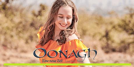 Oonagh - Eine neue Zeit - Live mit Band Tickets