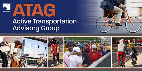 Active Transportation Advisory Group Wants to Hear from You tickets