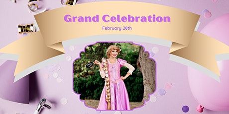 A Grand Celebration with the Tower Princess tickets