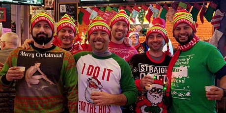 Christmas Ale Ugly Sweater Stroll Willoughby tickets