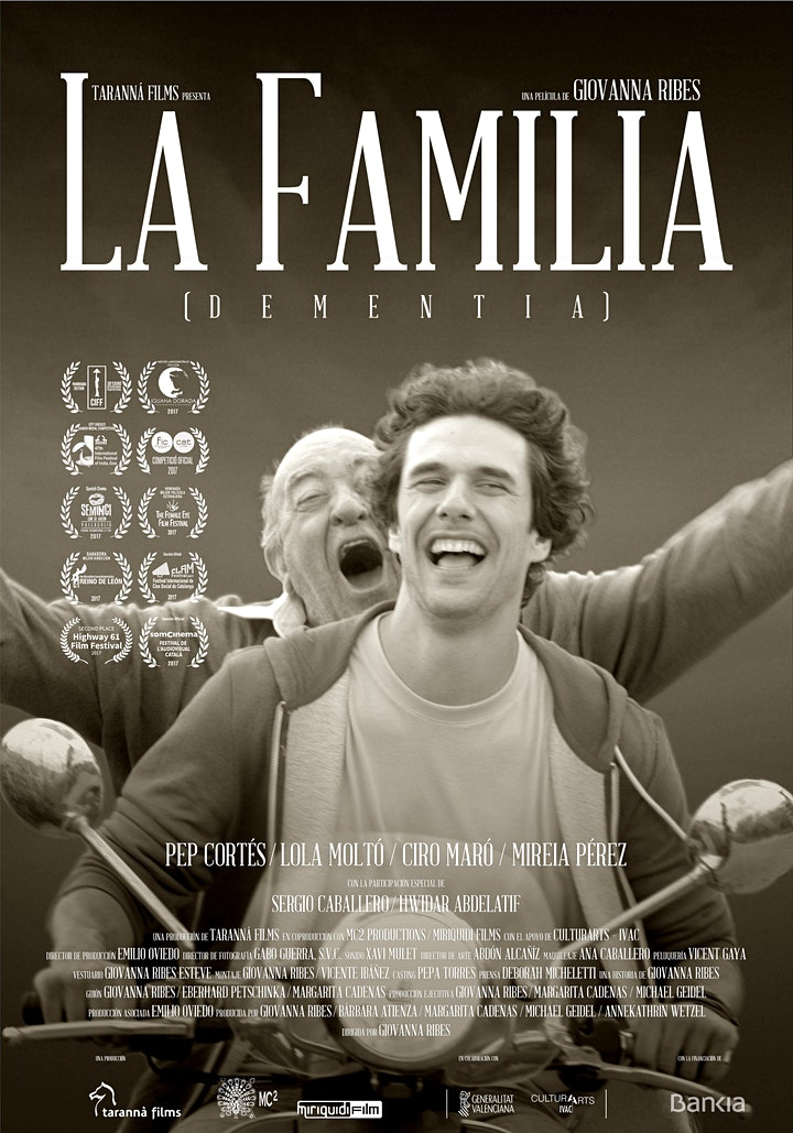 """Imagen de Cinema: """"La família (Dementia)"""", de Giovanna Ribes"""