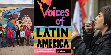 Voices of Latin America Webinar #1: State Violence & Student Resistance tickets