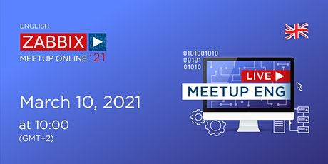 Zabbix Meetup Online tickets