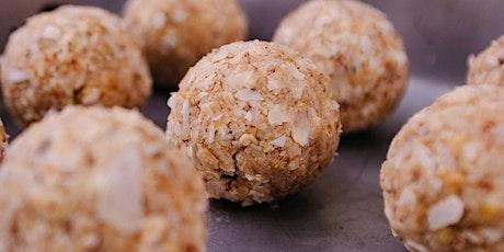 Virtual Kids in the Kitchen Workshop - No-bake Energy Balls tickets