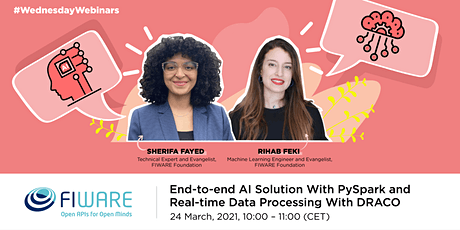 End-to-end AI Solution With PySpark & Real-time Data Processing With DRACO tickets