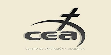 Culto Dominical Centro de Exaltacion y Alabanza 28-02-2021 boletos