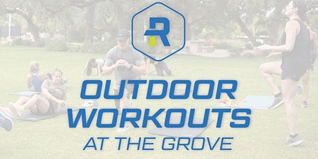 Outdoor Workouts at The Grove tickets
