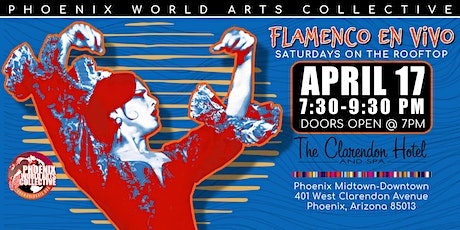 Flamenco at The Clarendon tickets