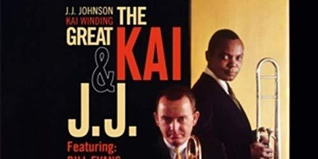 THE GREAT KAI & J.J. performed livestream @ Jazz Record Art Collective tickets