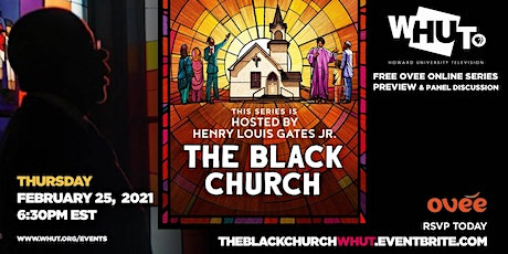 WHUT Screening and Panel Discussion  of  THE BLACK CHURCH tickets