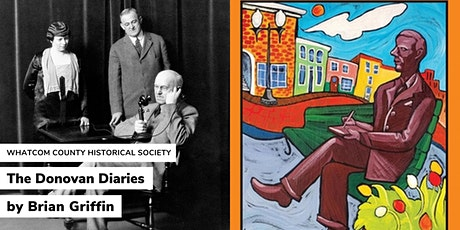Historical Society: The Donovan Diaries by Brian Griffin tickets