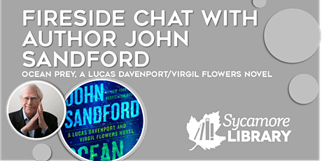 A Fireside Chat with John Sandford tickets