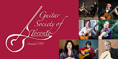 Gala Online Concert Showcasing Canadian Classical Guitar Artists tickets
