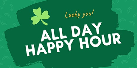 CANVAS Dallas St. Patrick's Day - ALL DAY HAPPY HOUR tickets