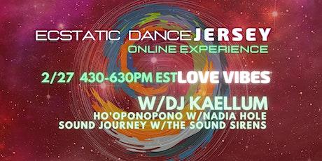Ecstatic Dance & Ho'oponopono bilhetes