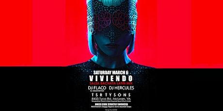 VIVIENDO - Latin Party Mixer tickets