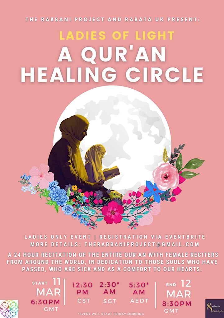 Ladies of Light: A Qur'an Healing Circle image