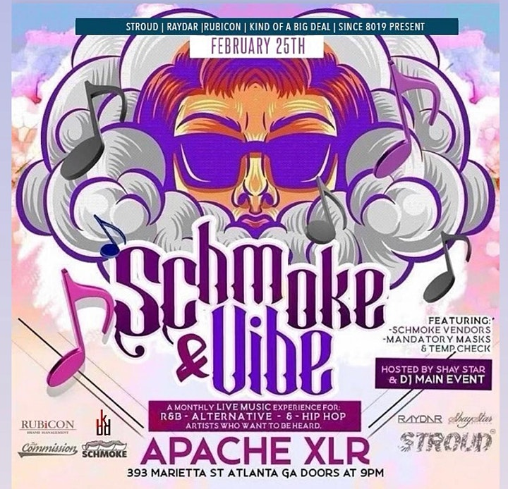 Schmoke & Vibe image